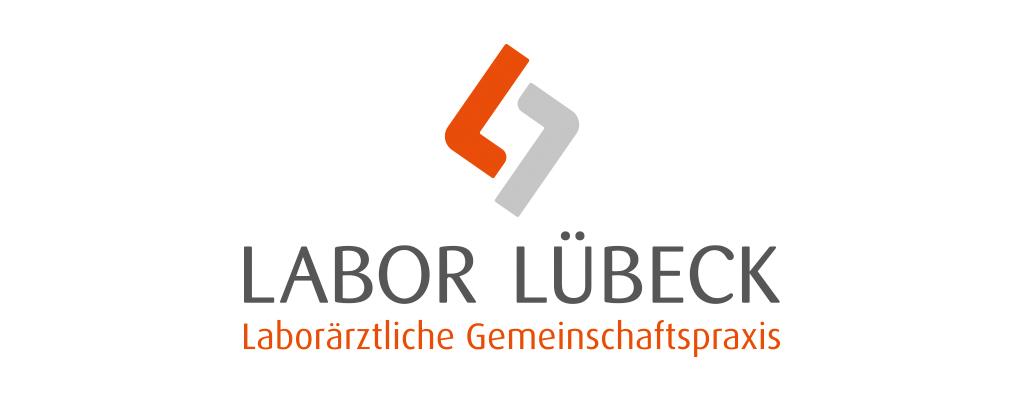 Screenshot Logo für das Labor Lübeck