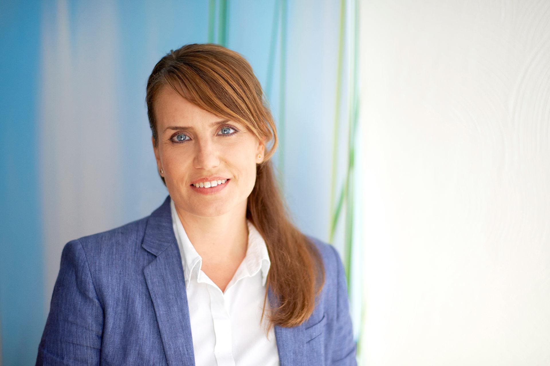 Portrait Nadine Albrecht